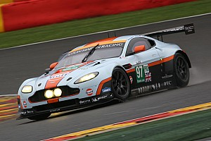 WEC Preview Aston Martin to field a trio of Vantage GTEs at Silverstone