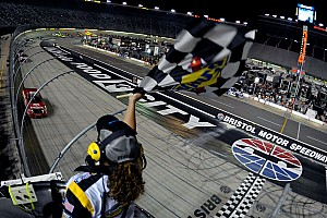 NASCAR Truck Race report Red Horse Racing finishes 1 - 2 at Bristol