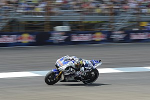 MotoGP Qualifying report Lorenzo lays down new pole position record at Brno