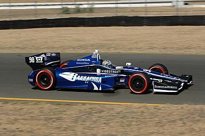 Tagliani and Barracuda Racing to start eighth at Sonoma