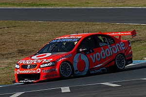 Supercars Race report Triple Eight celebrates eight wins in a row at Sydney Motorsport Park