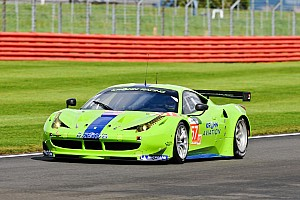 WEC Race report Krohn's Ferrari started and finished in the same position at Silverstone