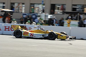 IndyCar Race report Bad Sunday race for Andretti Autosport team at Sonoma