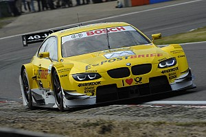 DTM Qualifying report BMW had difficult day in qualifying at Zandvoort
