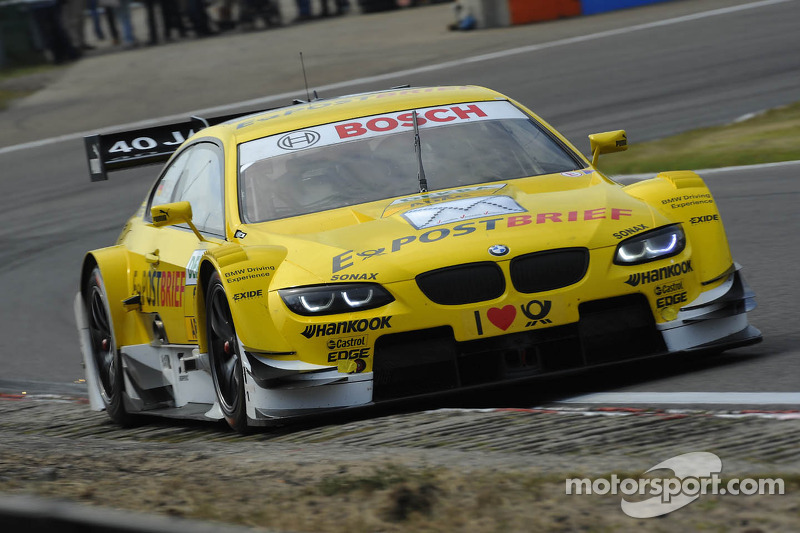 BMW had difficult day in qualifying at Zandvoort