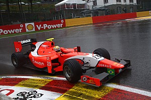 GP2 Qualifying report Razia and Trummer face tough first race in Spa