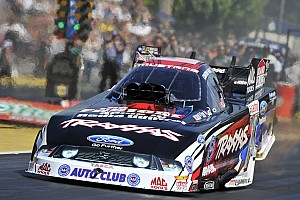 NHRA Breaking news Rain cancels final Indianapolis qualifying sessions