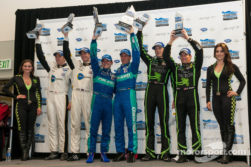 Michelin helps Corvette edge closer to GT titles at wild Grand Prix of Baltimore