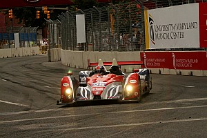 ALMS Race report Ende scores second podium of the season in Baltimore