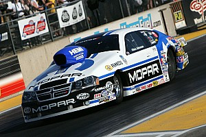 NHRA Qualifying report Rescheduled qualifying for Indy gives Team Mopar time to make improvements