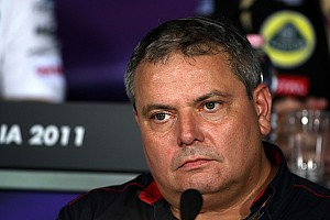 Formula 1 Breaking news Toro Rosso finally confirms Ascanelli exit