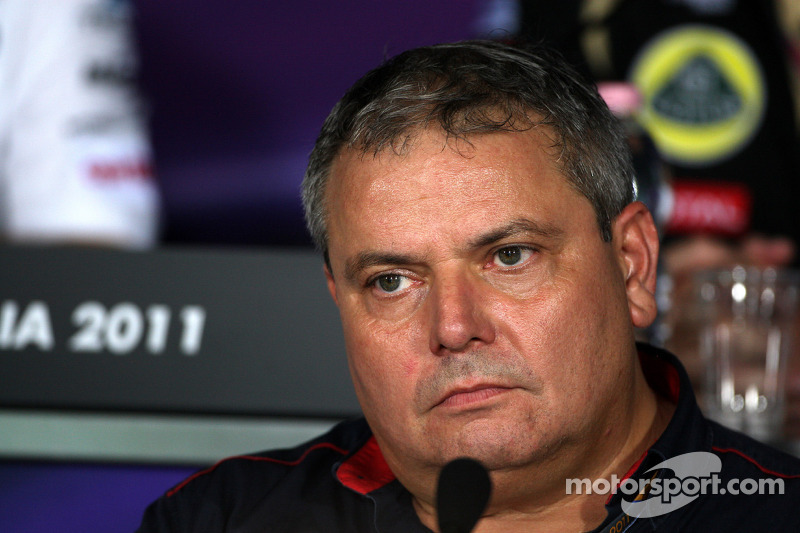 Toro Rosso finally confirms Ascanelli exit