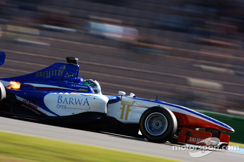 Trident Racing prepared for final round at Monza