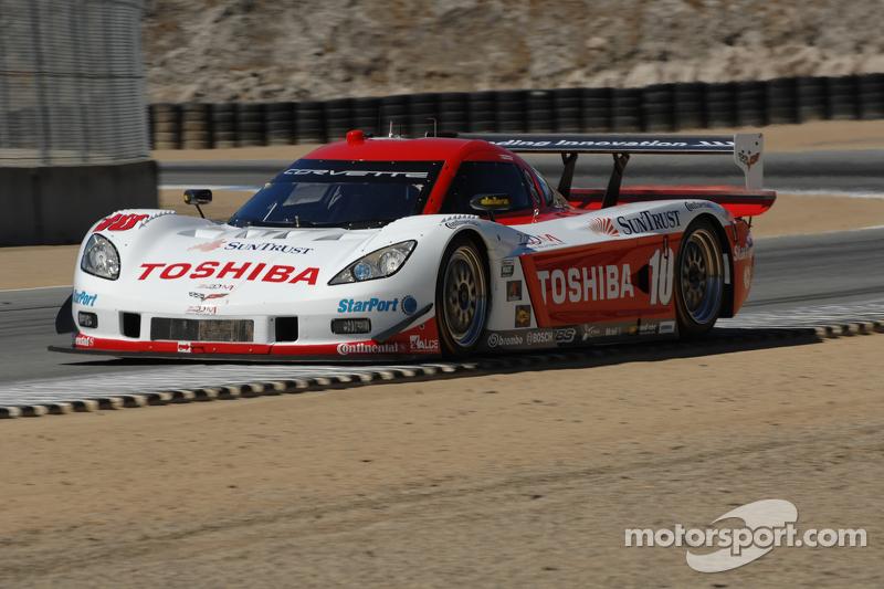 SunTrust Racing qualifies fourth at Laguna Seca