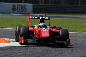 FIA F2 Race report Filippi rejoins Coloni and dominates feature race for victory at Monza