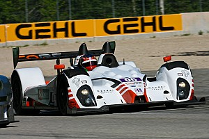 ALMS Preview CORE autosport ready for first time at VIR