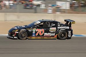 Grand-Am Race report Customer team shines as SpeedSource struggles at Laguna Seca