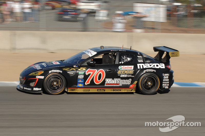 Customer team shines as SpeedSource struggles at Laguna Seca