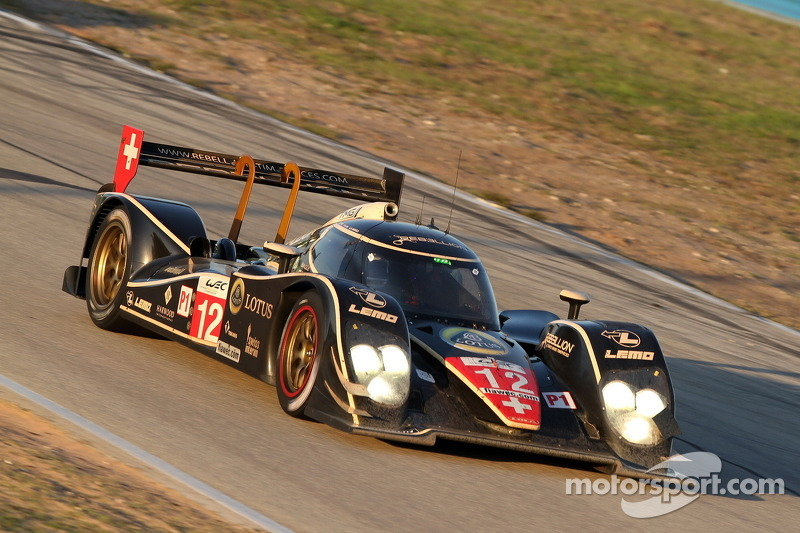 REBELLION Racing to return to Petit Le Mans