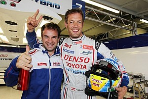 WEC Qualifying report Wurz lands maiden pole for Toyota Hybrid in Sao Paulo