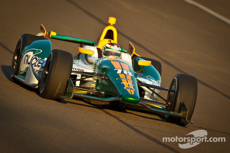Busy week for Lotus HVM Racing in Fontana