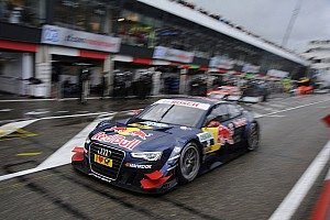 DTM Qualifying report Last year's winner Ekström is best Audi driver