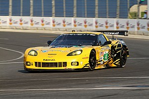 ALMS Race report Corvette Racing sweeps ALMS GT Championships with VIR 240 victory