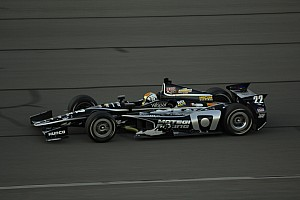 IndyCar Race report Dissappointing day for Panther DRR in Fontana