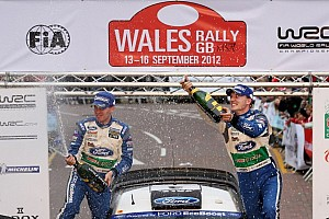 WRC Leg report Latvala takes second consecutive victory in Wales Rally GB