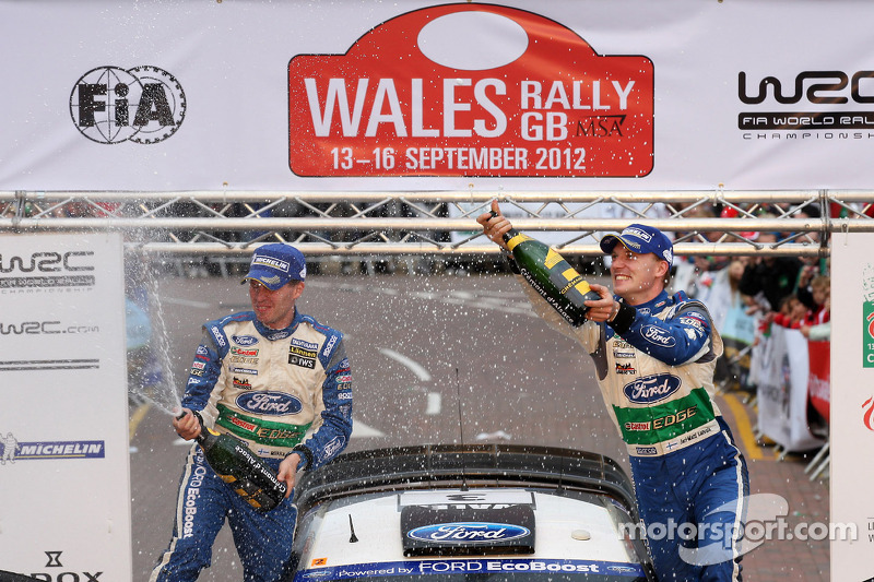 Latvala takes second consecutive victory in Wales Rally GB
