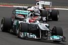 Sauber would run Schumacher in 2013