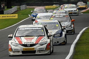 BTCC Preview Neal leads pack heading to Rockingham ovals