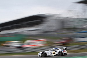 Blancpain Endurance Race report Stunning Nurburgring performance secures maiden Blancpain point for Ecurie Ecosse
