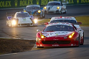 Grand-Am Preview Jeff Segal brings GT championship to Lime Rock ready to clinch manufacturer crown for Ferrari