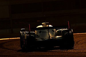 WEC Practice report Audi and Toyota trade lap times on Thursday's practice at Bahrain