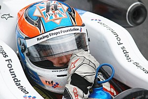 BF3 Practice report Harvey on top in final Donington F3 test