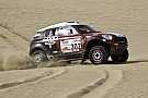 Highs and lows on the opening day of Pharaons Rally