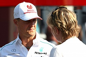 Formula 1 Breaking news Schumacher to consider non-driving Mercedes role