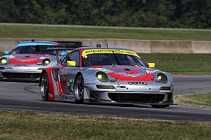 ALMS Breaking news  Flying Lizard adds Patrick Pilet and Nick Tandy for Petit Le Mans