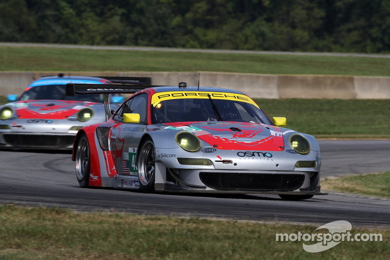 Flying Lizard adds Patrick Pilet and Nick Tandy for Petit Le Mans