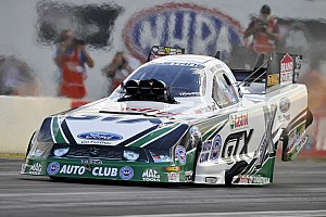 NHRA Qualifying report Career day for Force's Mike Neff on Friday at Maple Grove