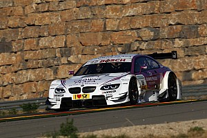 DTM Testing report Leimer and Martin completed two-day test with BMW