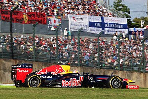 Formula 1 Special feature Vettel races into title hot seat with Red Bull 'double DRS'