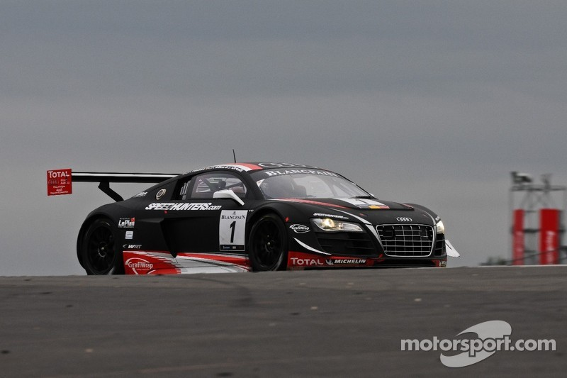 Belgian Audi Club Team WRT to battle for the BES titles in Navarra with 3 cars