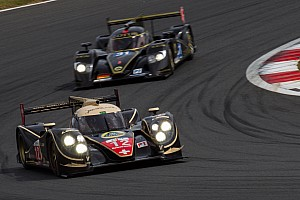 WEC Qualifying report Pole Position of the privateer entrants for Rebellion Racing at Fuji