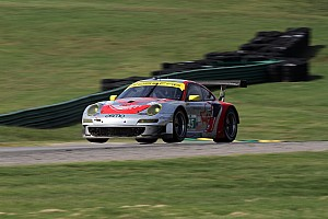 ALMS Testing report Dyson Racing, Level 5 fastest in Road Atlanta Sunday testing