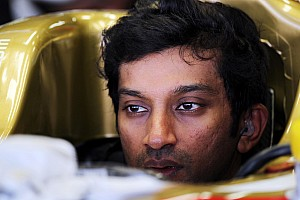 Formula 1 Breaking news Karthikeyan pushing for Indy test - report