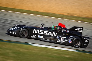 ALMS Qualifying report Top ten qualifying performance for Nissan DeltaWing at Road Atlanta