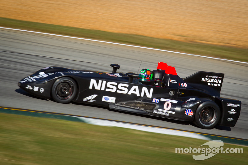 Top ten qualifying performance for Nissan DeltaWing at Road Atlanta