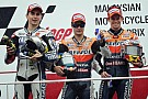Pedrosa overcomes Malaysian storm to claim victory in Sepang